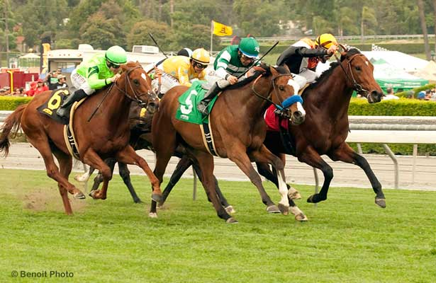 Enterprising wins 2014 Pasadena.