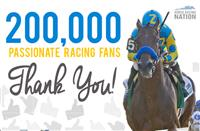 Thank You, Nation -- We've Reached 200,000 Facebook Fans!