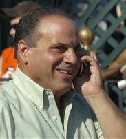 Trainer Gary Sciacca