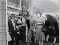 Curragh King 1954 Hollywood Park