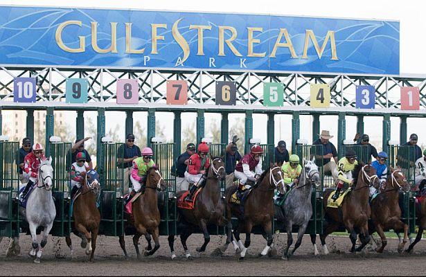 Gulfstream Park 615 X 400