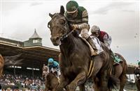 Hard Aces wins Gold Cup at Santa Anita Thriller