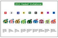 A Field of Nine Will Run in the 2014 Haskell