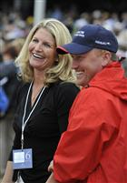 Trainer Helen Pitts, Scott Blasi