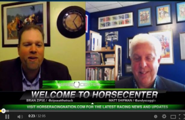 HorseCenter is on!