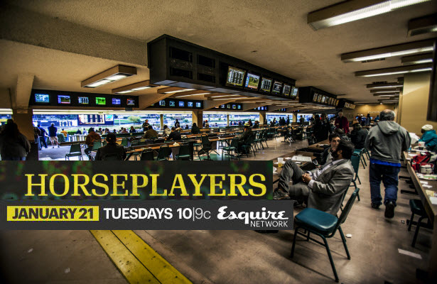 Horseplayers TV show premieres Jan. 21!
