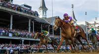 I'll Have Another wins the 2012 Kentucky Derby