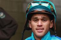 Jockey Javier Castellano
