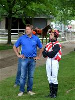 Jeff Engler - Engler Racing Stables, Trainer