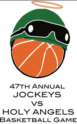 SANTA ANITA JOCKEYS TO COMPETE IN 47TH ANNUAL HOLY ANGELS CHARITY BASKETBALL GAME