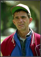 Trainer John Parisella