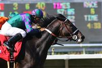 John Scott captures the 2009 I'm Smokin stakes at Del Mar