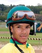 Jockey Joshua Navarro
