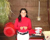 Jockey Julia Brimo