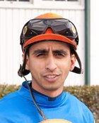 Jockey Julian Pimentel