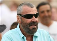 Trainer Julio Canani