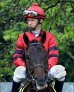 Jockey Justin Vitek