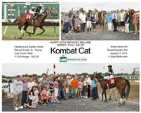 /horse/Kombat Cat