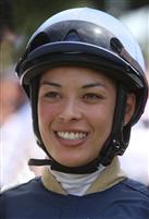 Jockey Kayla Stra