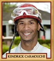 Jockey Kendrick Carmouche