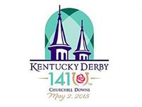 Kentucky Derby 2015 official logo
