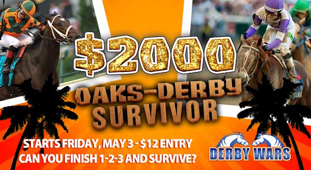 DerbyWars Kentucky Oaks/Derby Survivor