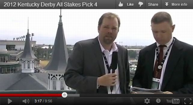 Kentucky Derby Pick-4