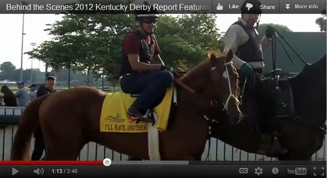 Kentucky Derby Report 4-30