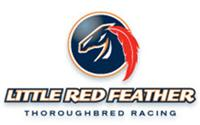 Little Red Feather logo