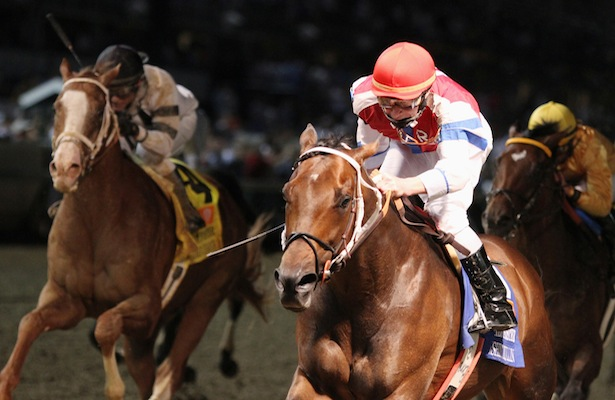 Moonshine Mullin shocks foes in Stephen Foster battle