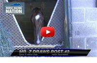 D.Wayne Lukas talks Derby contender Mr. Z's chances on Saturday-VIDEO
