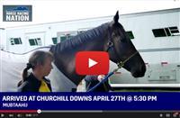 Meet Mubtaahij, the Dubai, Derby Mystery Horse (Video)