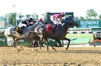 Mylute wins at Belmont (6-17-16)