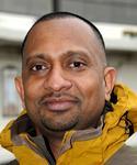 Trainer Naipaul Chatterpaul
