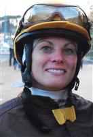Apprentice, NICOLE SHINTON ...a lovely addition to the 2011 Jockey Colony @ Santa Anita Park.