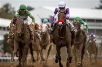 2016 Kentucky Derby Future Pool headed by Unbeaten Nyquist