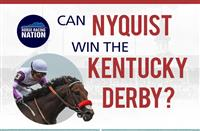 Can Nyquist Win the Kentucky Derby? (INFOGRAPHIC)
