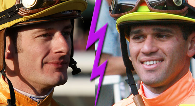 Point Counterpoint Breeders' Cup Jockeys Leparoux vs Castellano
