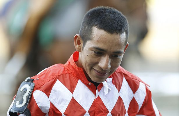 Red Hot Paco Lopez Is Jockey Of The Week Horse Racing Nation