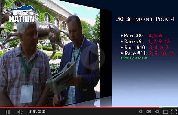 Pick 4 Video Belmont