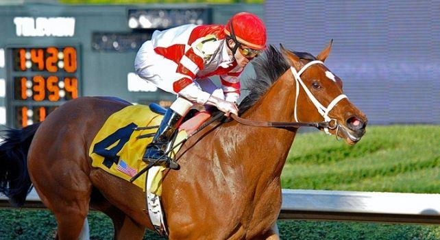 Havre De Grace wins 2011 Azeri.