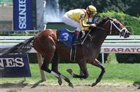 Rachel's Valentina Wins her Debut at Saratoga