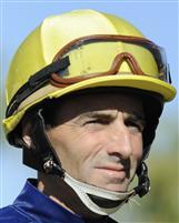 Jockey Robert Landry