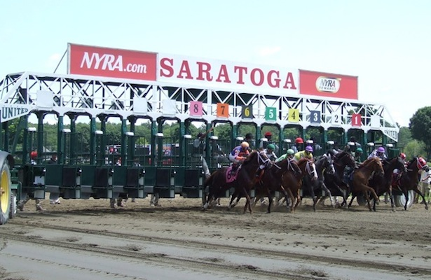 Saratoga Opens for 2014 - VIDEO