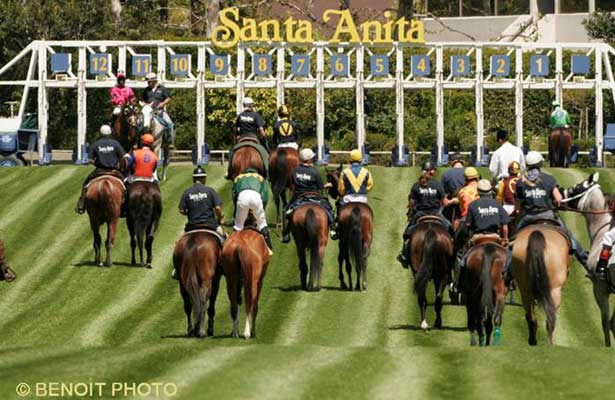 Santa Anita Park - Benoit Photo.