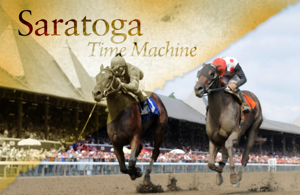 Saratoga Time Machine