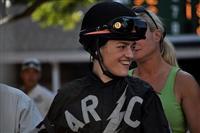 Jockey Shannon Uske