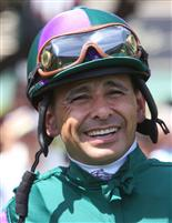 Jockey Mike Smith