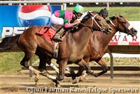 St. John's River wins the 2011 Delaware Oaks
