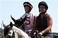 Jockey Steve Hamilton returns to the saddle in 2016.